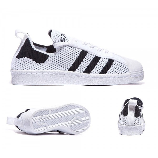 Adidas Originals Damen Superstar 80s Primeknit Tra...