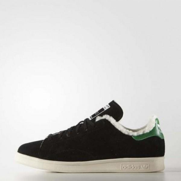 Adidas Stan Smith Pelz Vierheit der Männer Lifestyle Bequem