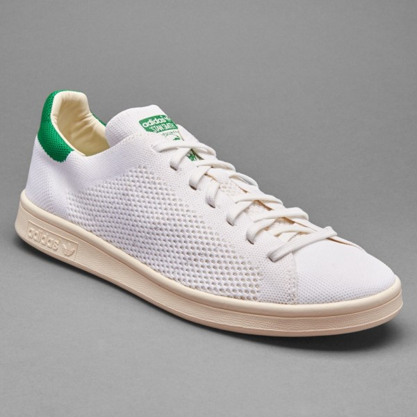 Adidas Stan Smith OG Primeknit Weiß Chalk White O...