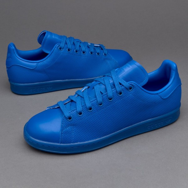 Adidas Stan Smith Adicolor Blau Spezialangebot