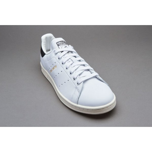 Adidas Stan Smith Herrenschuhe Weiß Weiß Core-Sc...