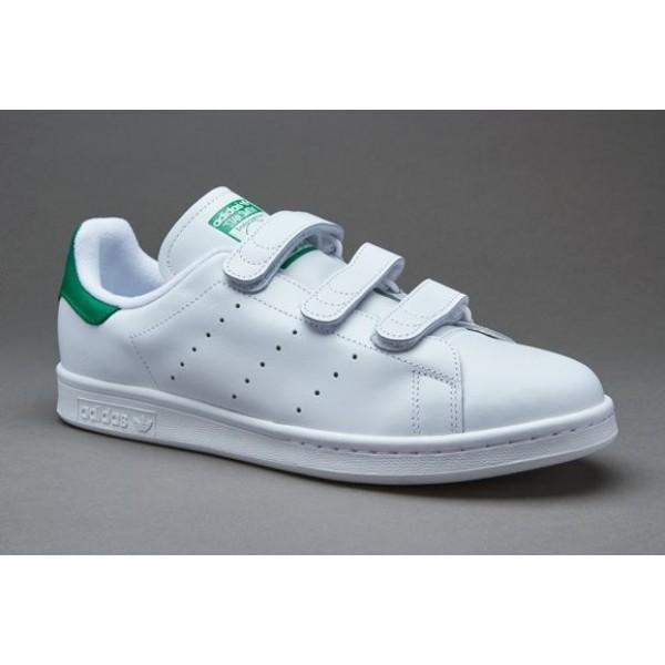 Adidas Stan Smith Comfort Weiß Grün Günstig onl...