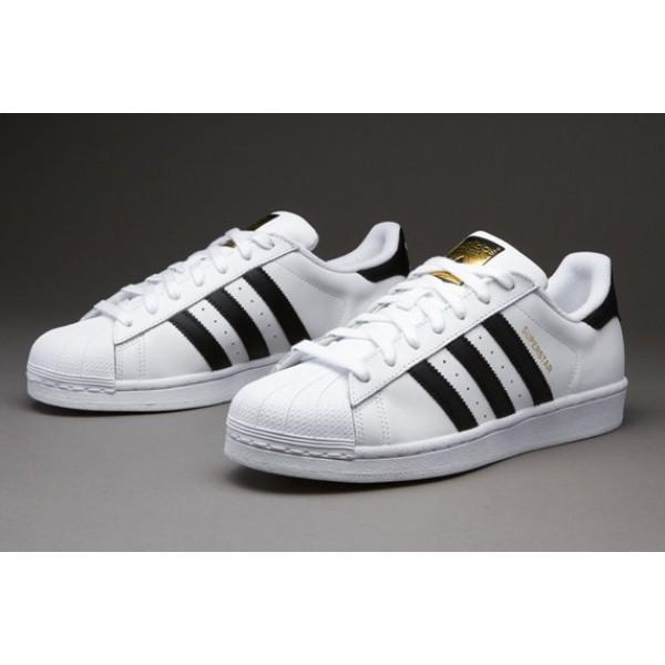 Adidas Superstar Weiß Core-Schwarz Online günstig