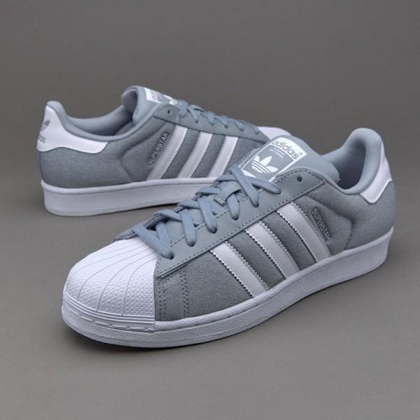 Adidas Superstar Sommer Jersey Hellgrau Kaufen sie...