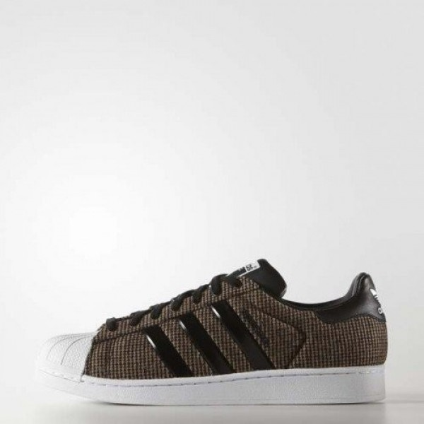 Adidas Superstar Winterized Herren Lifestyle Spezi...