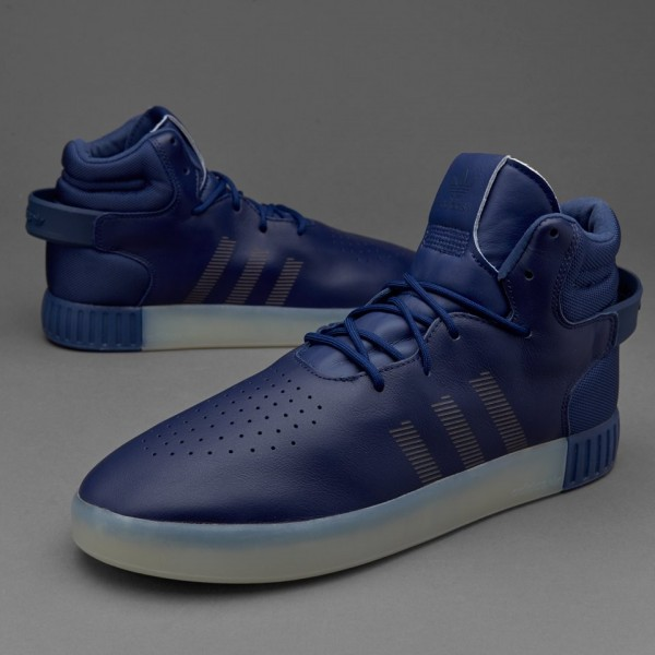 Adidas Tubular Invader Dark Blue Billig kaufen