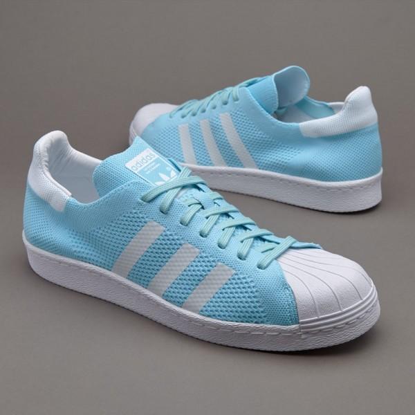 Adidas Superstar 80S Primeknit Herrenschuhe Gefror...