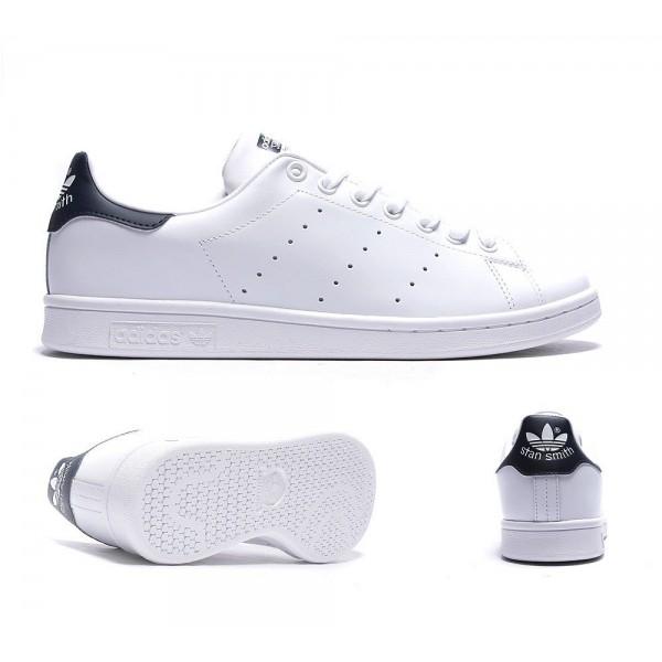 Adidas Originals Stan Smith Trainer Weiß und Mari...