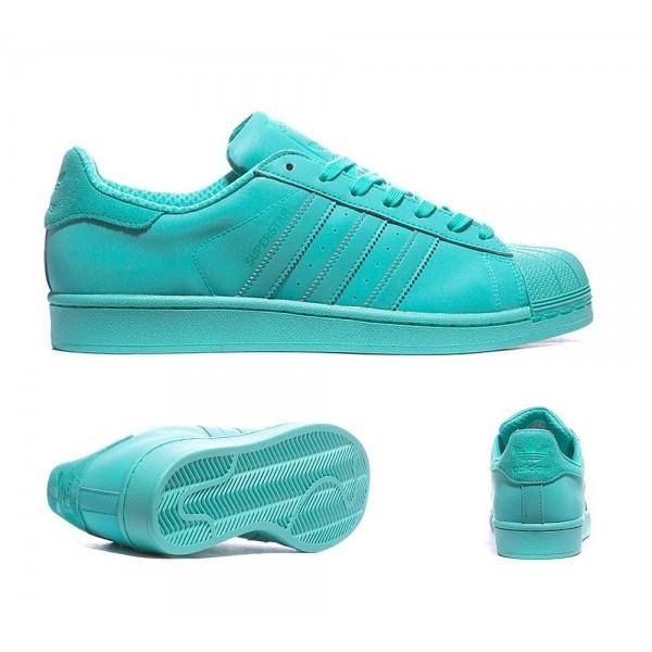 Adidas Originals Superstar Adicolor Trainer Shock ...