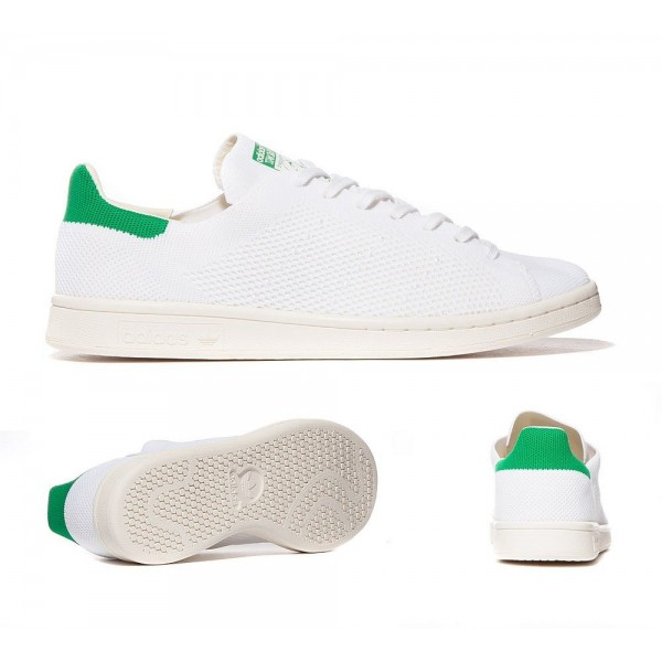Adidas Originals Stan Smith Primeknit Sneaker Wei�...