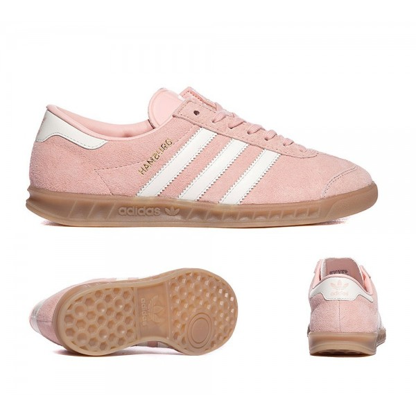 Adidas Originals Für Frauen Hamburg Trainer Vapor...