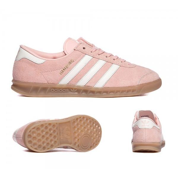 Adidas Originals Für Frauen Hamburg Trainer Vapor...