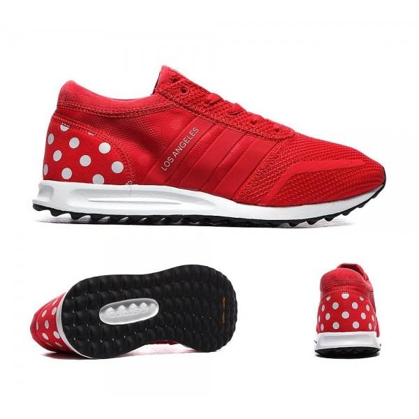 Adidas Originals Für Frauen Los Angeles Trainer Tomaten und Weiß Bequem