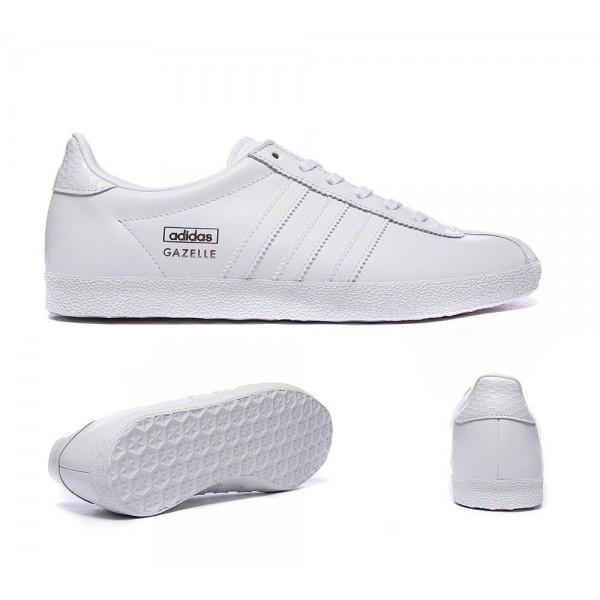 Adidas Originals Damen Gazelle OG Sneaker Weiß Versandkostenfrei
