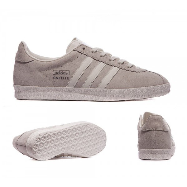 Adidas Originals Damen Gazelle OG Sparkle Trainer Off White Online shop