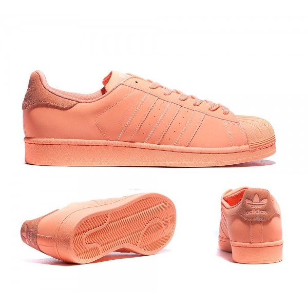 Adidas Originale Superstar Adicolor Trainers Sun G...