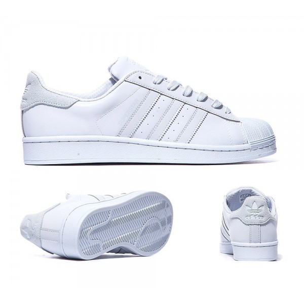 Adidas Originale Superstar Adicolor Trainer Halo B...