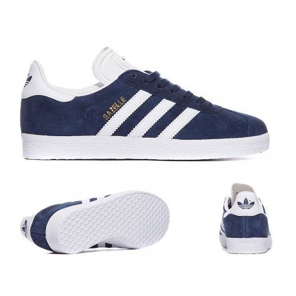 Adidas Originals Damen Gazelle Trainer Collegiate ...
