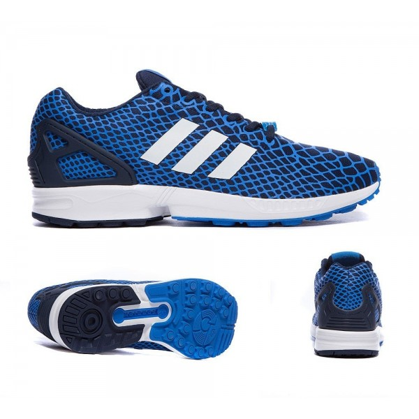 Adidas Originals ZX Flux Techfit Trainer Drossel u...