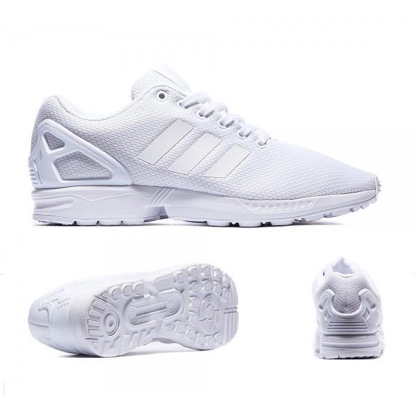 Adidas Originals ZX Flux Sneaker Weiß Outlet
