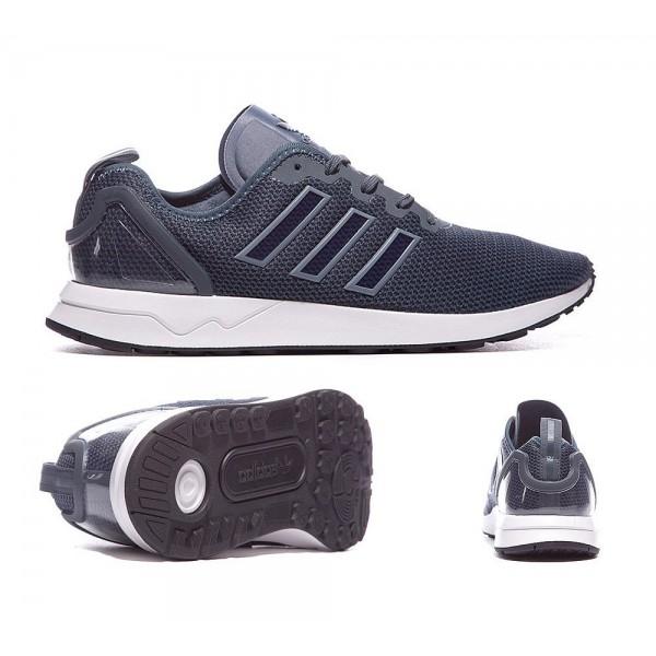 Adidas Originals ZX Flux ADV Trainers Onix Kaufen