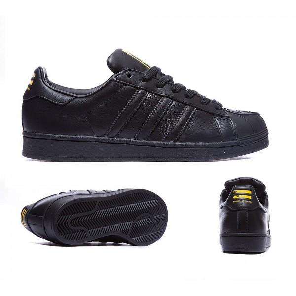 Adidas Originals Superstar Supershell Sneaker Schw...