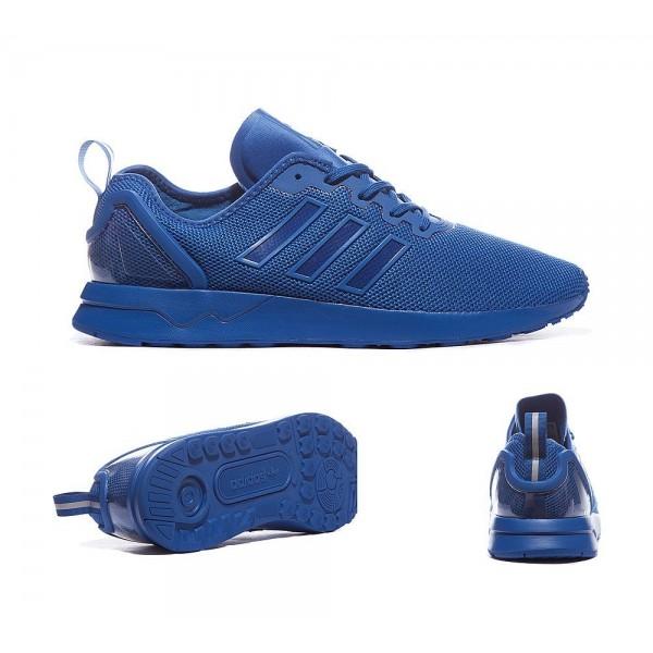 Adidas Originals ZX Flux ADV Trainer Blau Kaufen online