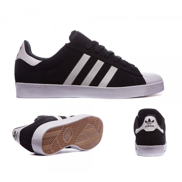 Adidas Originals Superstar Vulcanised ADV Turnschu...