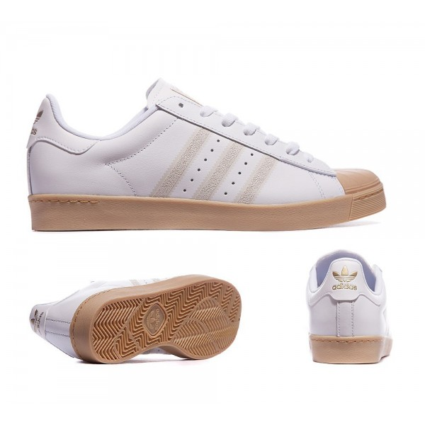 Adidas Originals Superstar Vulcanised ADV Sneaker ...